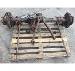 Discovery 1 300tdi Rear Axle 24 Spline