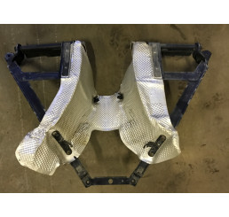 Freelander 2 Td4 2.2 Fuel Tank Cradle