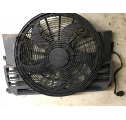 L322 3.0 Td6 Air Conditioning Cooling Fan Assembly PDA000100
