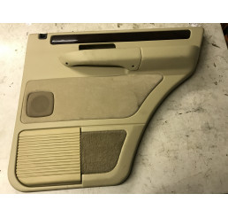 P38 Offside Rear Cream Door Card