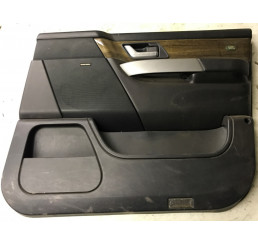 Range Rover Sport Nearside/Passenger Side Front Door Card With Wooden Trim