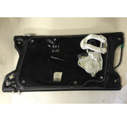 Range Rover Sport Nearside/Passenger Front Window Motor And Mechanism