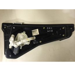 Range Rover Sport Nearside/Passenger Rear Window Motor And Mechanism