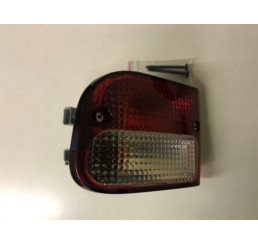Freelander 1 Facelift Nearside Rear Bumper Light New XFB500190