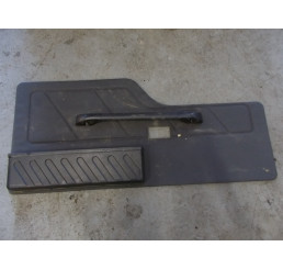 Discovery 2 Rear Black door card without speaker