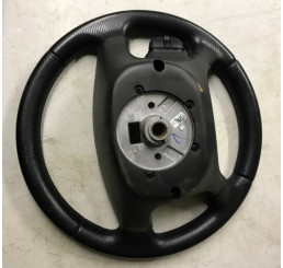 Discovery 2 Td5/V8 Black Steering Wheel #5