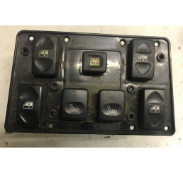 Discovery 2 Td5/V8 Black Window And Heated Seat Switches