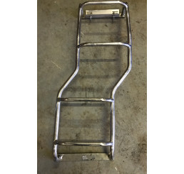 Discovery 2 Td5/V8 Chrome Boot Door Ladder