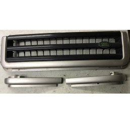 Discovery 2 Prefacelift Silver Grill And Headlight Under Trim 642