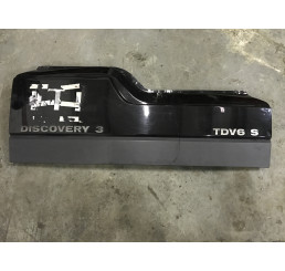 Discovery 3 Black Rear Lower Boot Door Skin