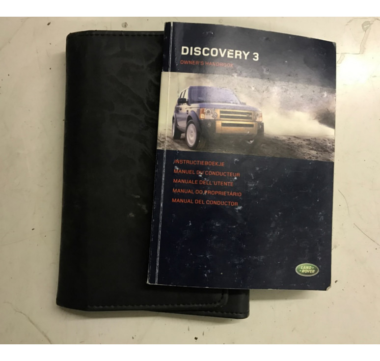 discovery 3 owners handbook pdf