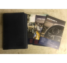 Discovery 4 Handbook And Wallet