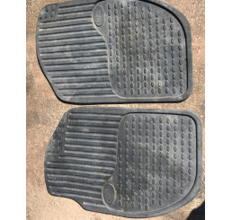 Freelander 1 Front Rubber Floor Mats