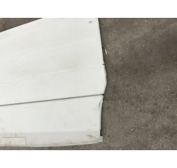 L322 Cream Parcel / Luggage Cover