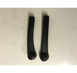 Range Rover L322 Front Wiper Arm Covers Pair
