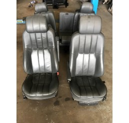 L322 Grey Leather Seats