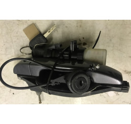 L322 Ignition, Glove Box Lock Barrel And Door Handle
