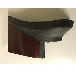 Range Rover L322 Td6/V8 Offside Driver Side Lower Wing And Mudflap Burgundy