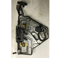 Range Rover P38 Offside Rear Window Mechanism/ Door Mechanism Assembly