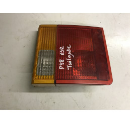 Range Rover P38 Offside Rear Tailgate Light Orange And Red