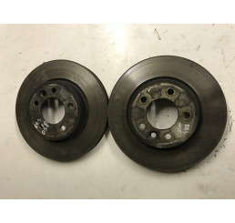 Discovery 3/Range Rover Sport Front Brake Discs