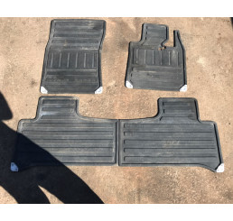 Genuine Range Rover Rubber Floor Mat Set
