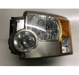 Discovery 3 Nearside / Passenger Side Headlight XBC500032