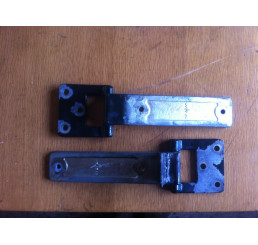 Discovery 2 Door Hinge Set Rear