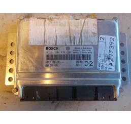 Discovery 2 V8 Engine ECU NNN100470