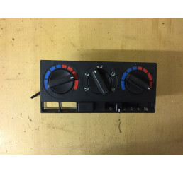 Discovery 2 Manual Heating Controls