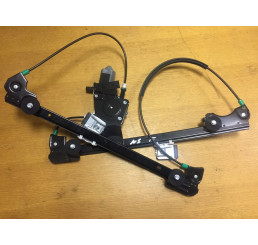Freelander 1 Nearside Front Window Mechanism