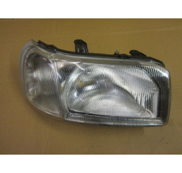 Freelander 1 Offside Clear Headlight Lens