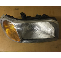 Freelander 1 Offside Headlight With Orange Indicator Lens