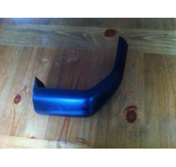 Discovery 2 Offside Rear Bumper Trim in Black