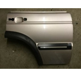 Discovery 2 Offside Rear Silver Door With XS Trim