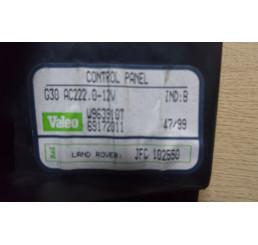 P38 Heater Control Panel JFC102550