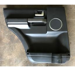Discovery 3 Black Nearside/Passenger Side Rear Black Door Card DDC500051