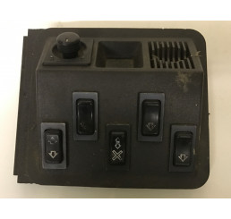 Discovery 1 200tdi Centre Console Electric Window Switches 5 Door