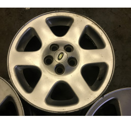 Discovery 2 Td5/V8 18 Inch Comet Alloys x4