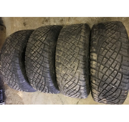 Discovery 3/4 Wheels And Tyres #1 255/60 R18