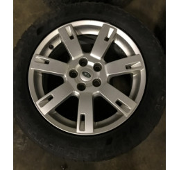 Discovery 4/Range Rover Sport 19 Inch Alloy Wheels With Goodyear Wrangler Tyres x4